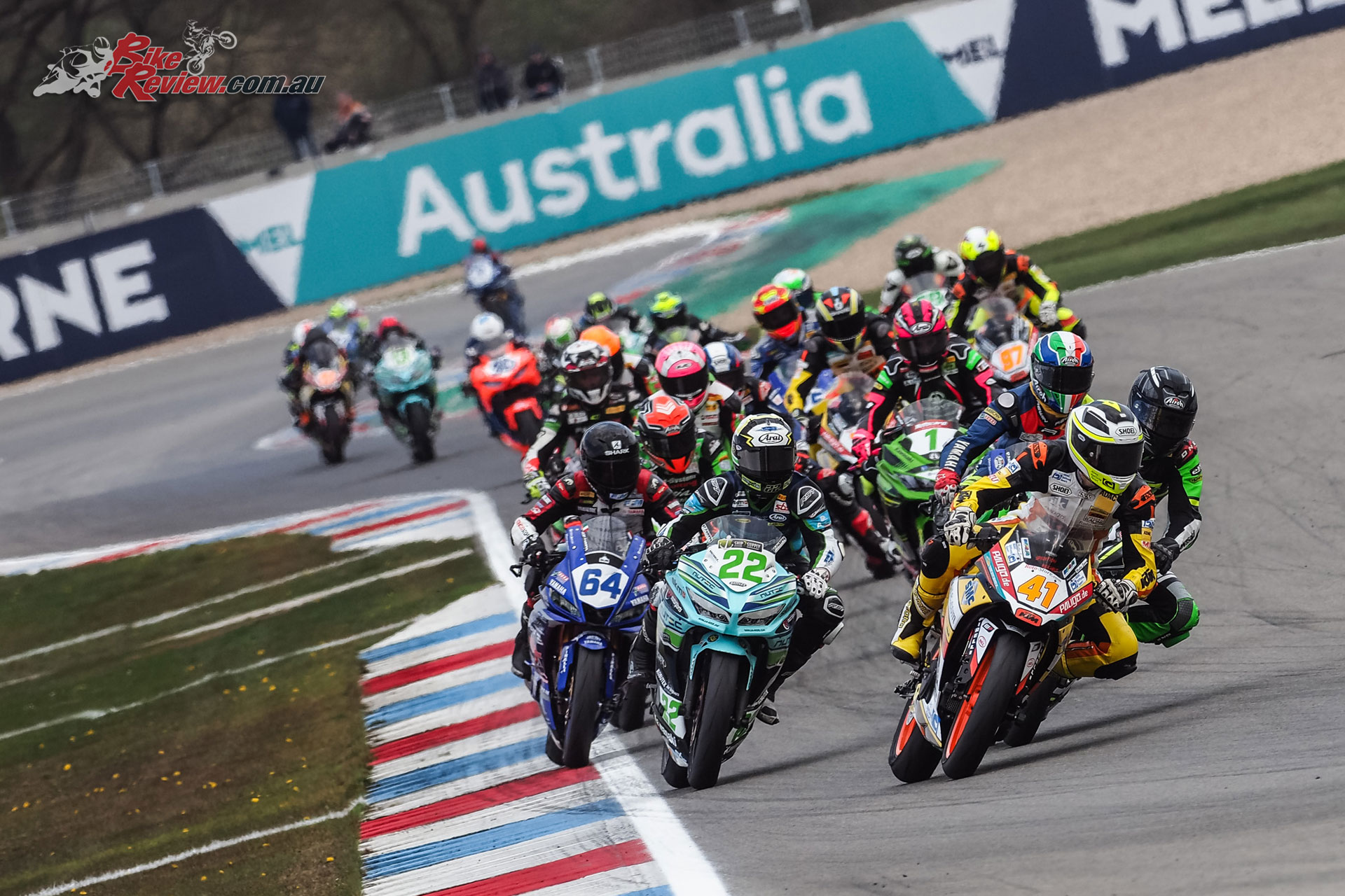 World Supersport 300 - Assen WorldSBK 2019