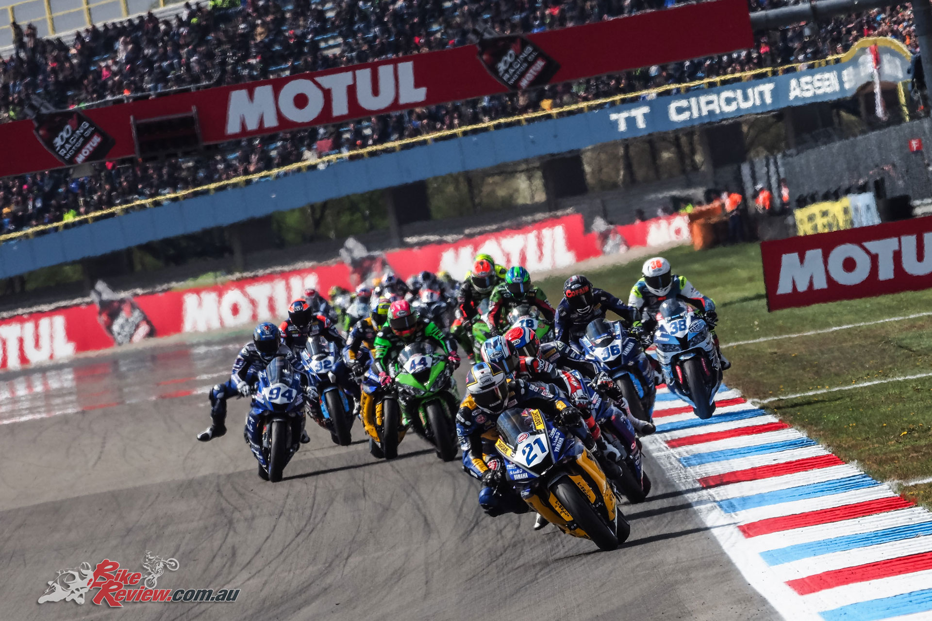 World Supersport - Assen WorldSBK 2019