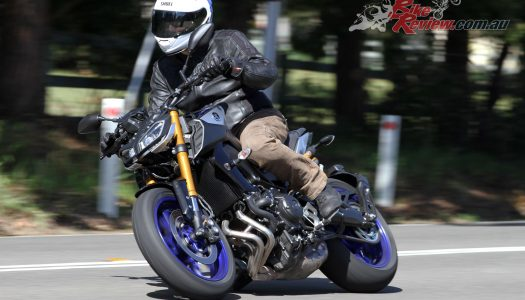 Video Review: The mighty 2019 Yamaha MT-09SP