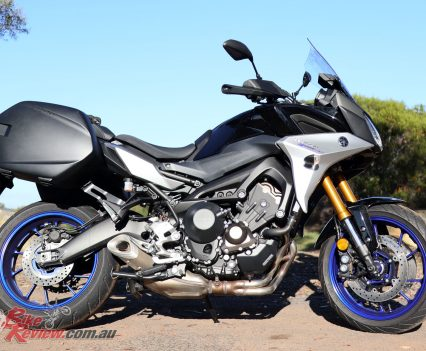 Review 2019 Yamaha Tracer 900 Gt Bike Review