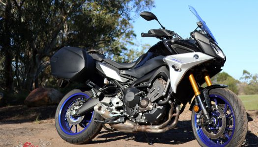 Video Review: 2019 Yamaha Tracer 900 GT