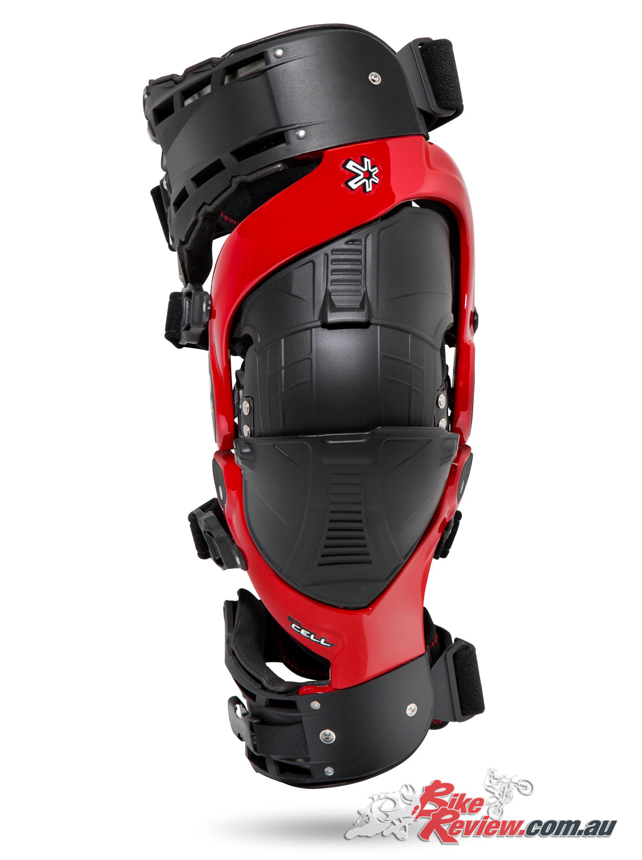 New Product Asterisk Ultra Cell 20 Knee Brace - Bike Review-4381