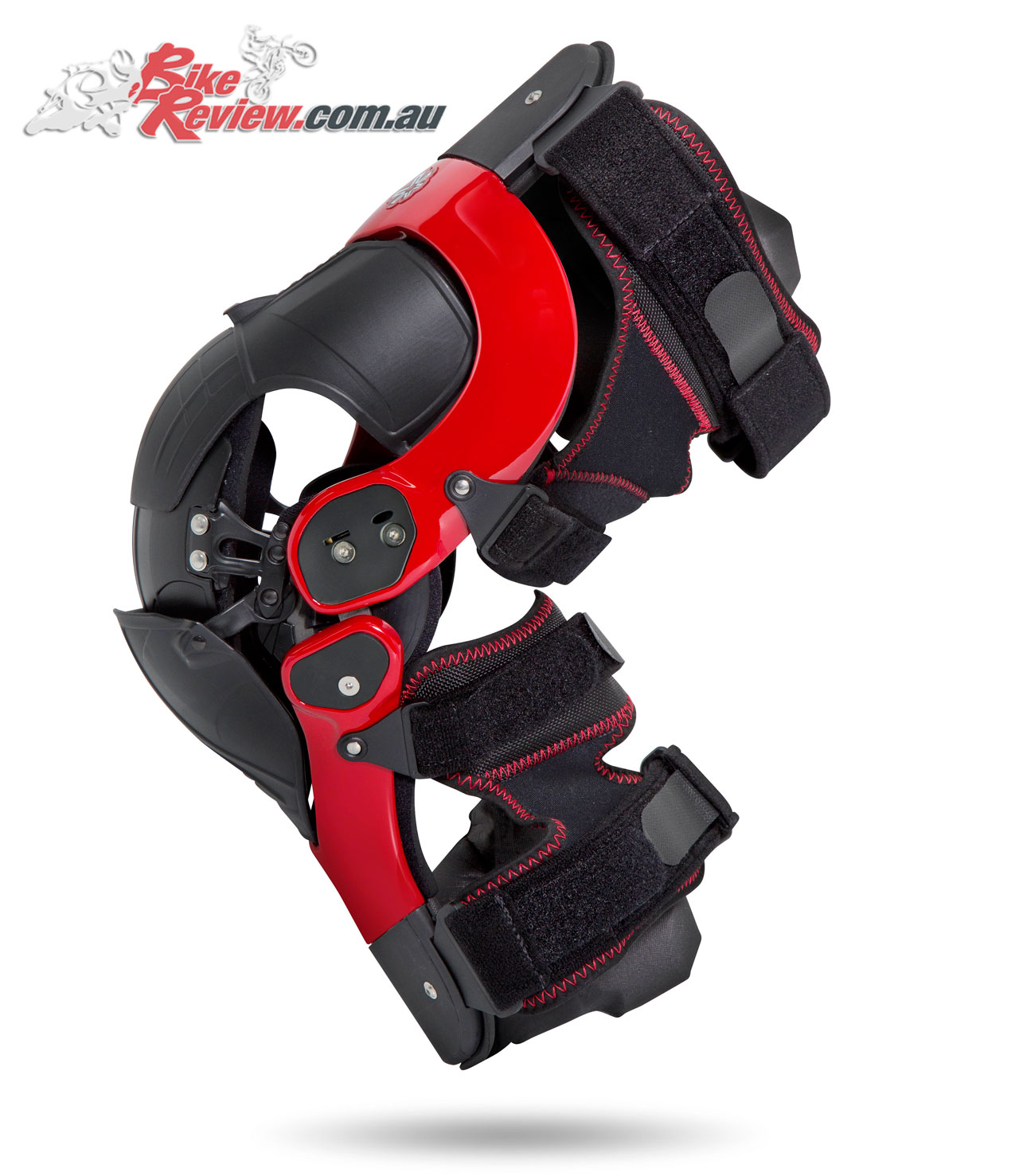 New Product Asterisk Ultra Cell 20 Knee Brace - Bike Review-7710