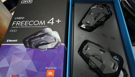 Product Review: Cardo Freecom 4+ Duo System