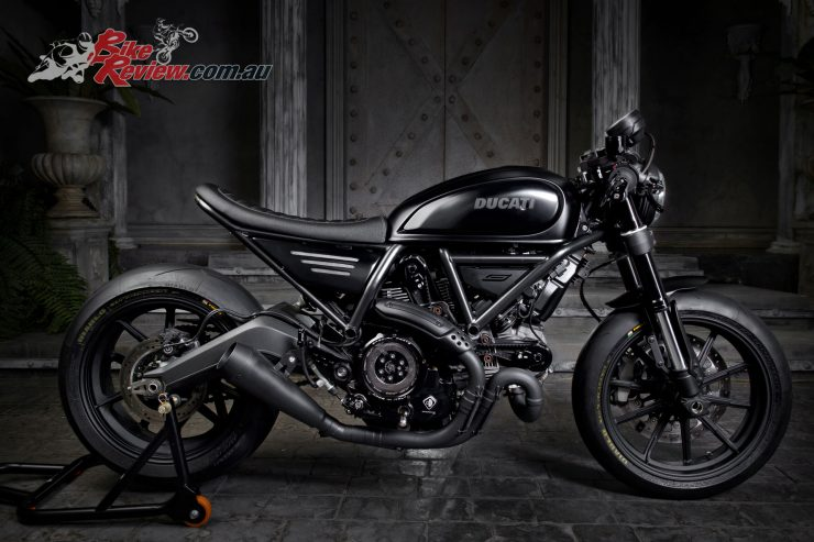 Ducati's Custom Rumble competition returns in 2019