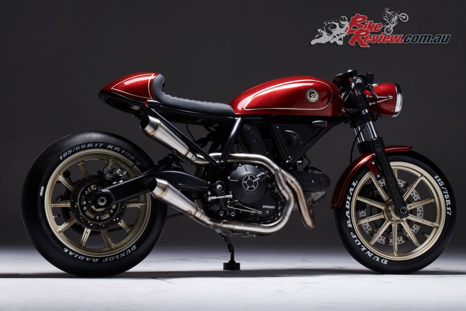 Ducati's Custom Rumble competition returns in 2019 - ESG Rubmle 400, 2018 Finalist