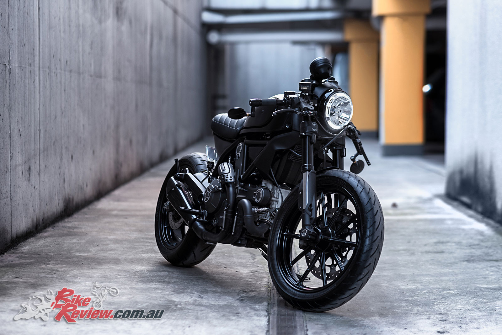 Ducati's Custom Rumble competition returns in 2019 - The Batass, 2018 Finalist