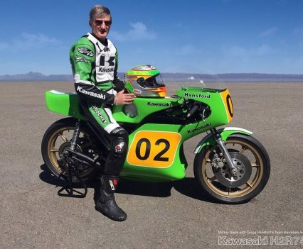 Murray Sayle retires from Kawasaki Motors Australia