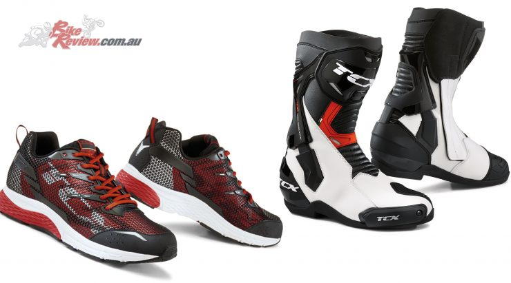 TCX Boots and Link International to deck out ASBK Senior Officials in TCX Paddock shoes!