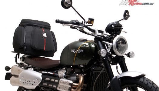 New Product: Ventura for Triumph's Scrambler 1200