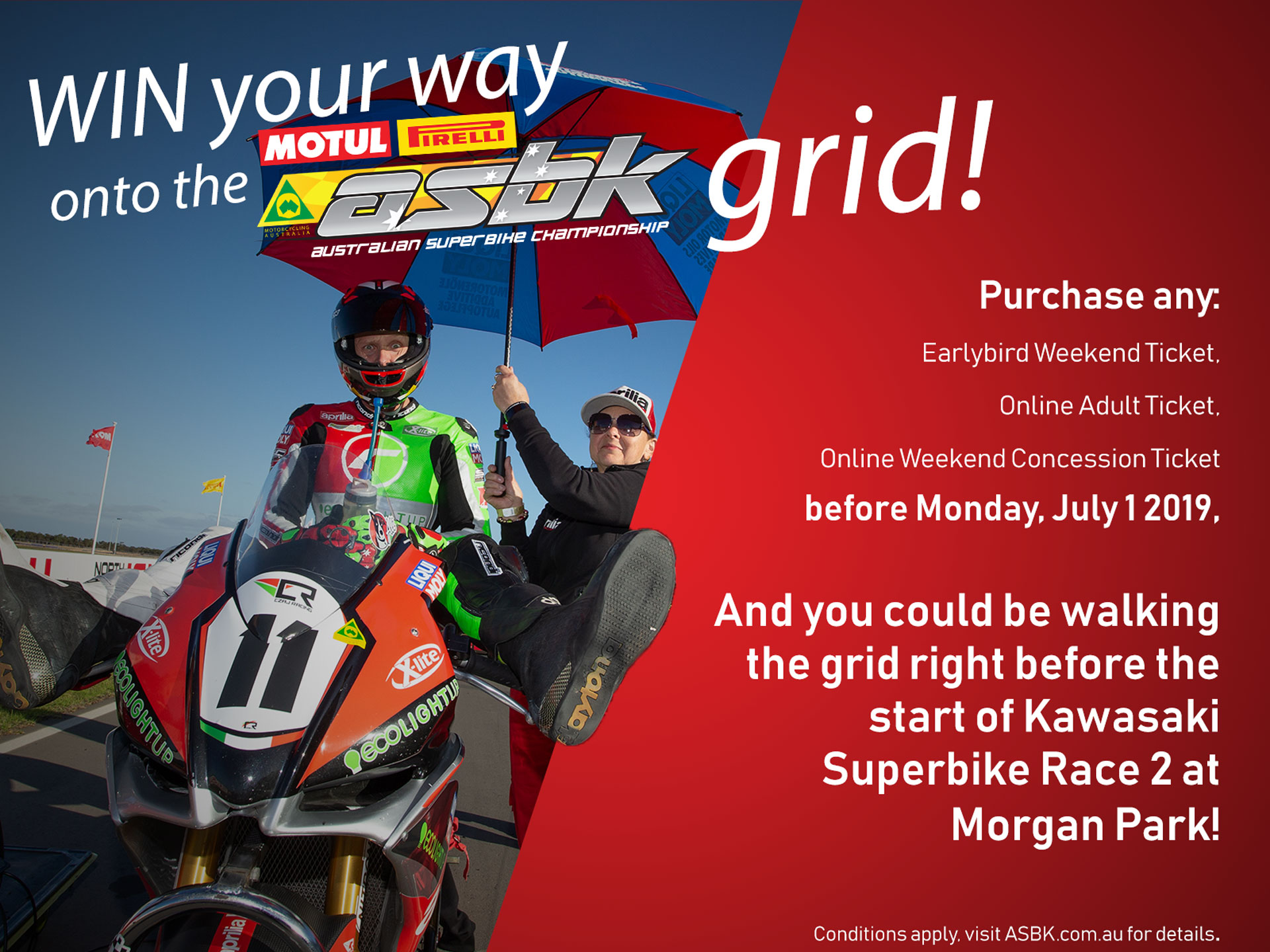 ASBK heads to Morgan Park for Round 4