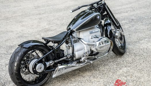 Custom Concept: BMW Motorrad R18 'Big Boxer'