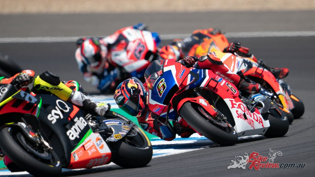 Both the MotoGP Grand Prixs and WorldSBK round would be held at the end of July/beginning of August.