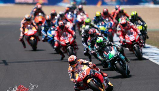 MotoGP 2019 prepares for Le Mans, France