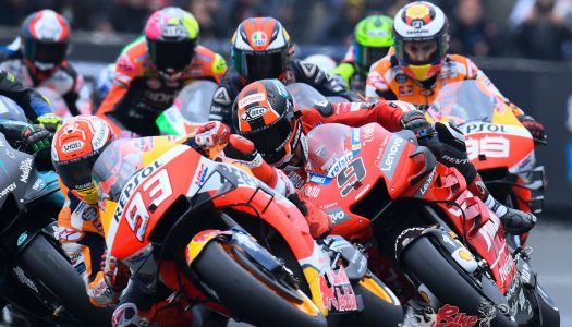 Mugello next stop on MotoGP Calendar