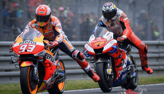 Marquez claims Le Mans win – Miller 4th ahead of Rossi