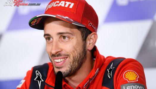 Dovizioso To Race For Aprilia In 2022? Shock Release!