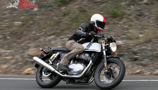 Review: 2019 Royal Enfield Continental GT 650 Twin