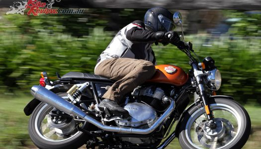 Video update: Jeff's Royal Enfield Interceptor INT 650