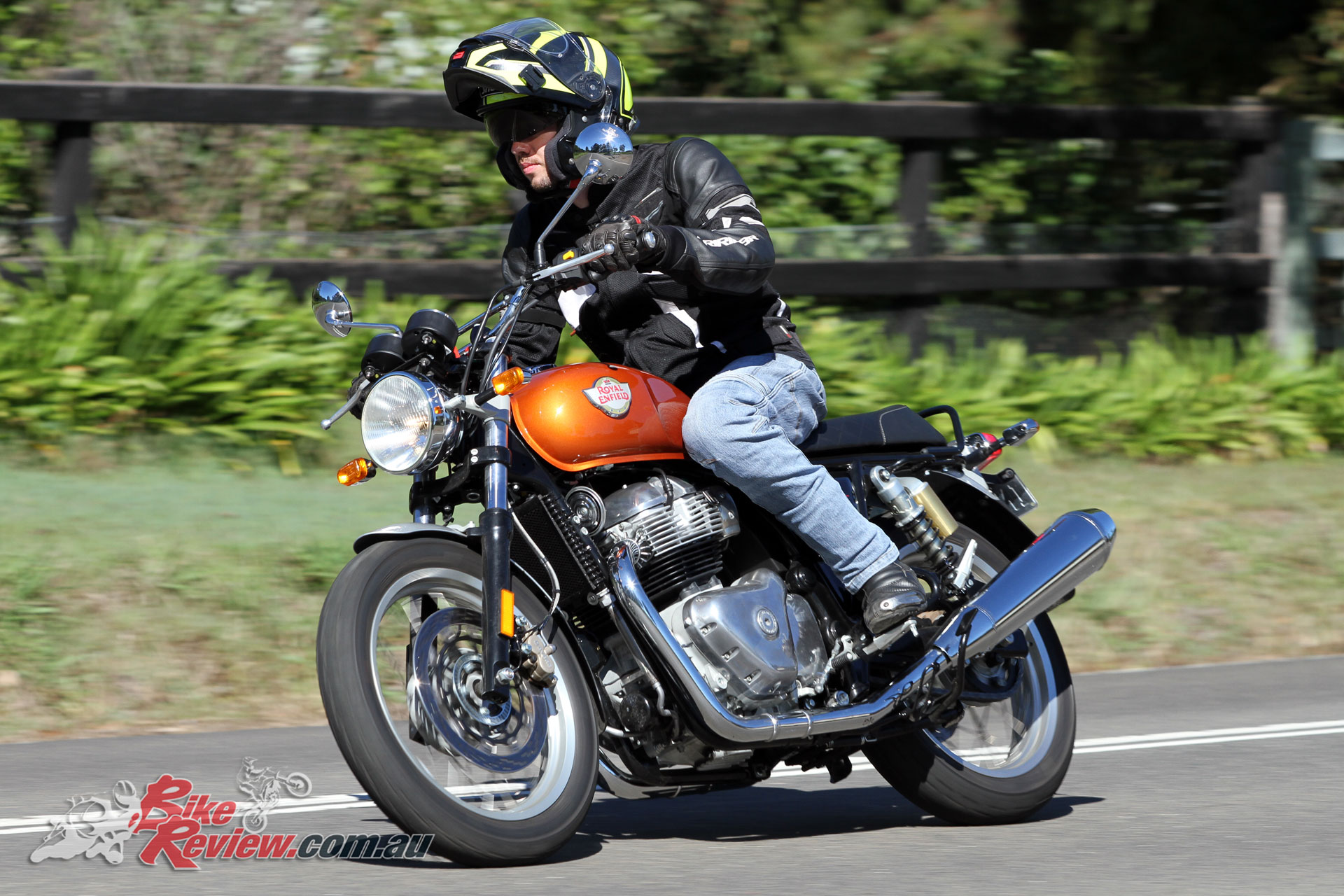 2019 Royal Enfield Interceptor 650 Review