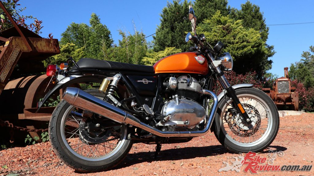The Interceptor 650 has won countless awards globally, and it Royal Enfield's first 'global motorcycle'.
