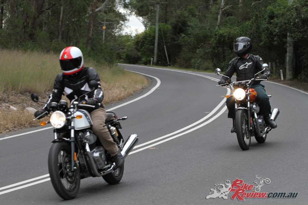 Royal Enfield will visit Australia to demonstrate their new 650 Twins in action and will provide the opportunity to try them!