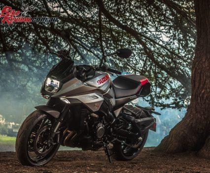 The new 2019 Suzuki Katana