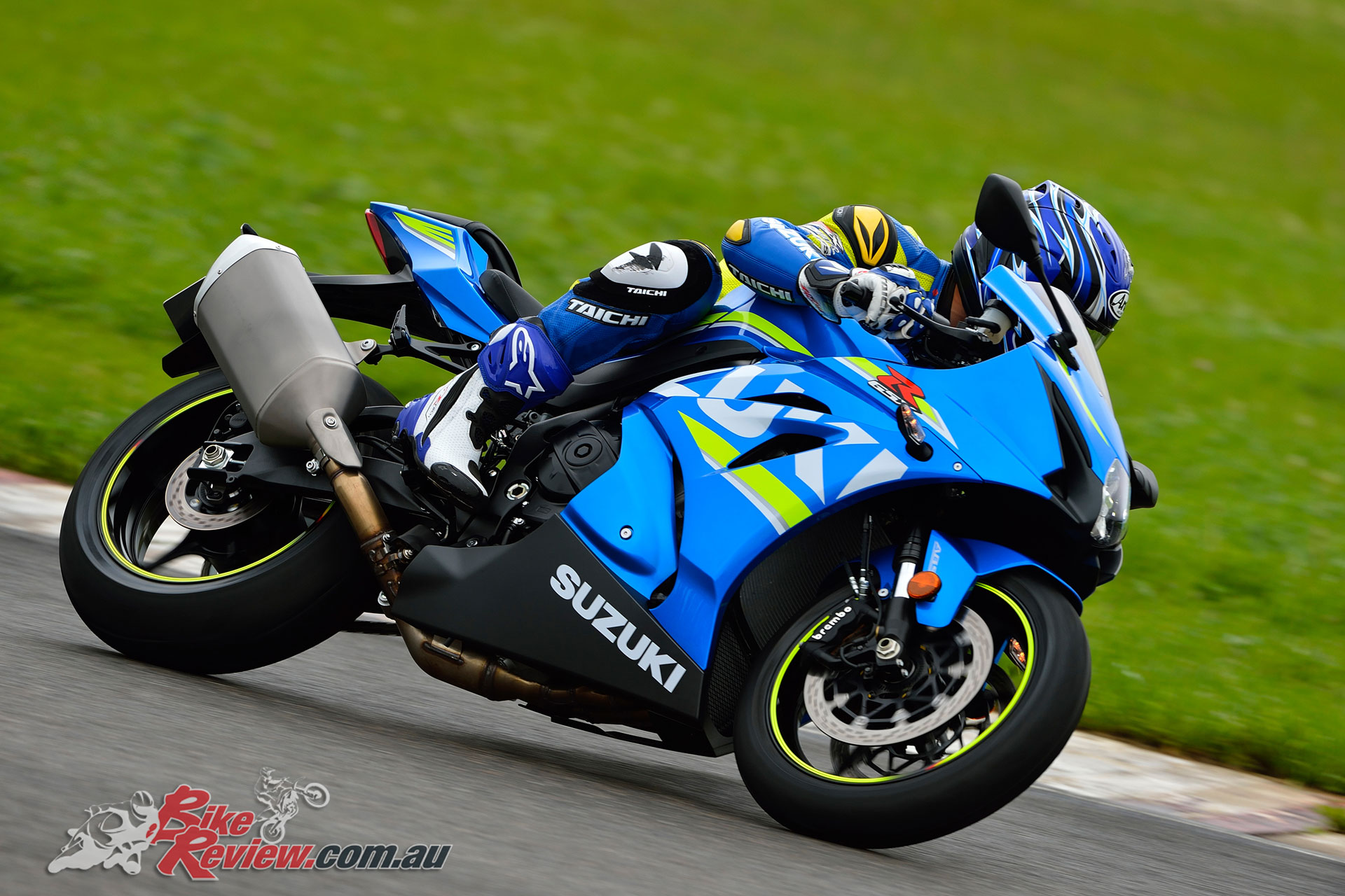Suzuki Track Day Experience Events announced