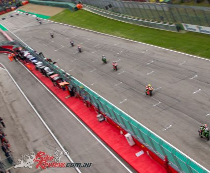 World Superbikes at Imola 2019