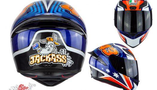 New Product: AGV K-1 Miller Helmet – $349.00 RRP
