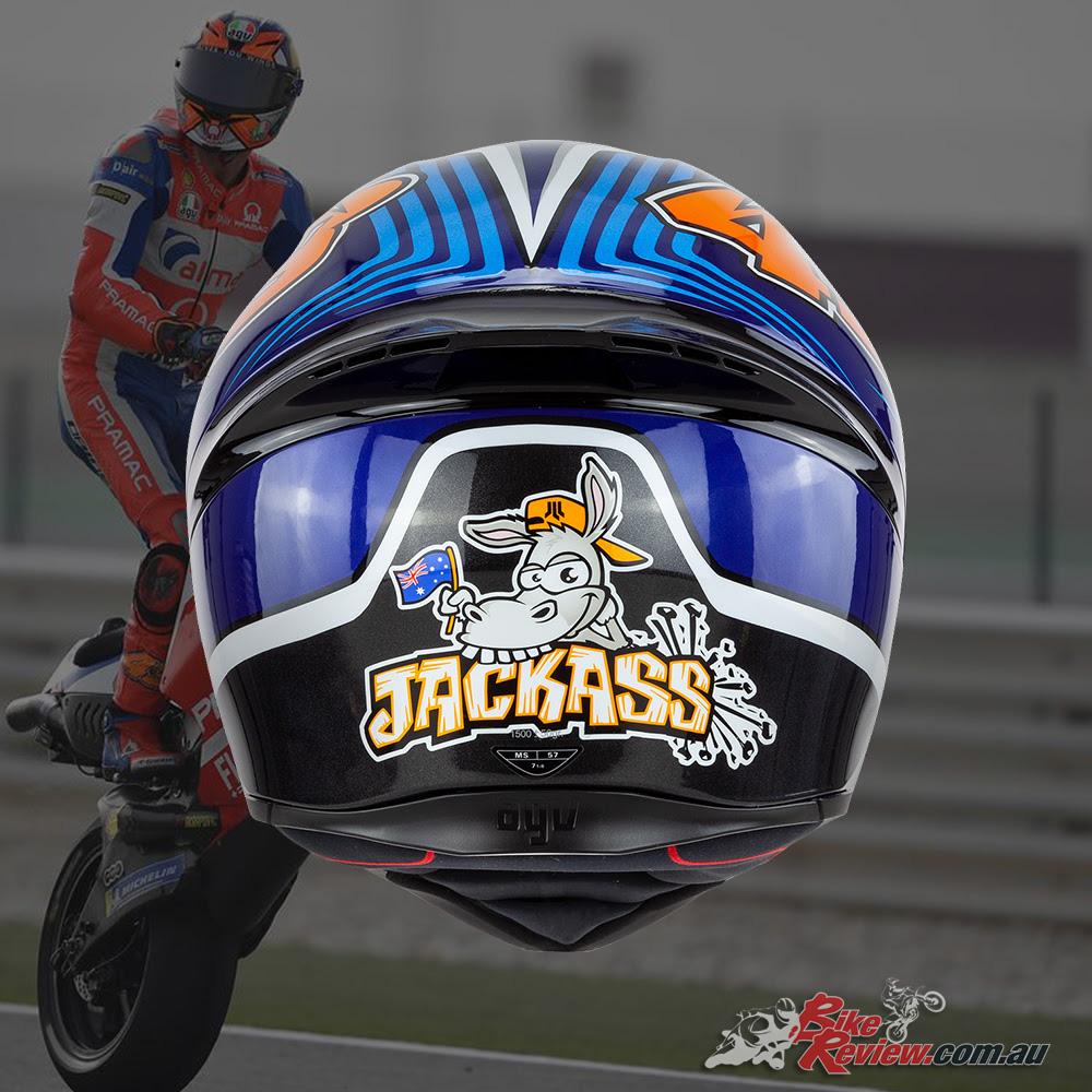 Jack Miller AGV K-1 Helmet announced! $349.95 RRP