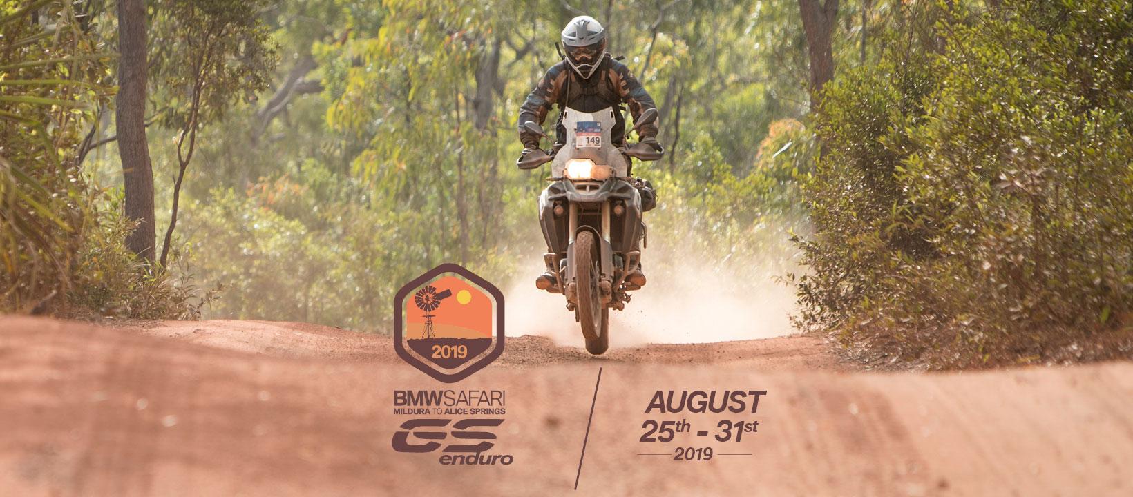 2019 BMW Motorrad GS Events