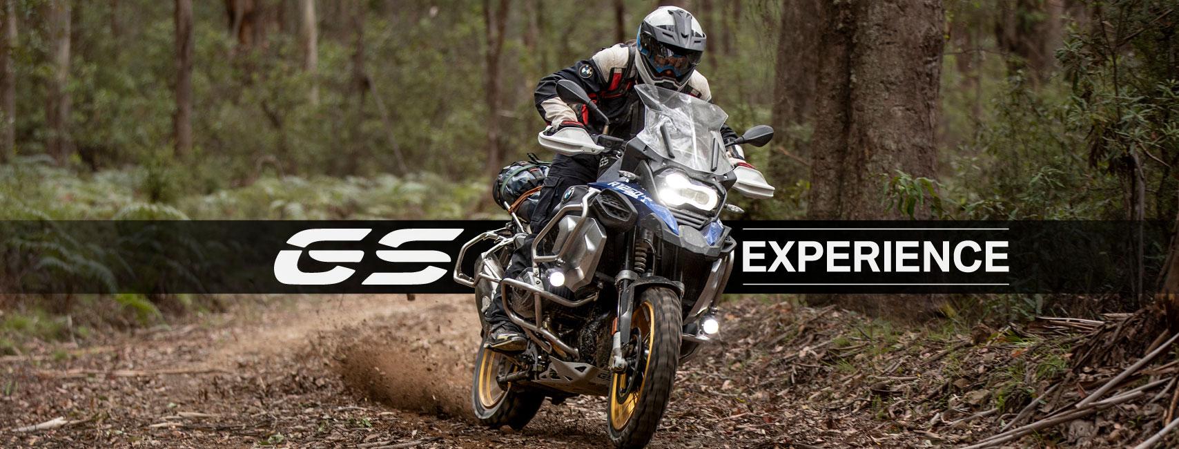 2019 BMW Motorrad GS Experience