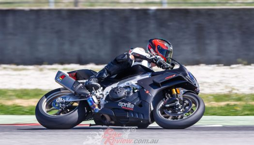Review: 2019 Aprilia RSV4 1100 Factory