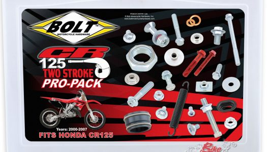 New Product: Bolt Honda CR Two Stroke Pro-Pack