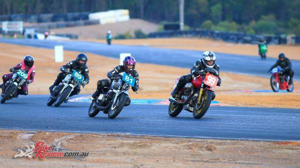 AHRRC 2019 heads to Collie Motorplex
