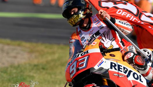 Honda claim 300th premiere class win in France