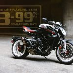 MV Agusta 2019 EOFY Event – 3.99% PA Comparison Rate