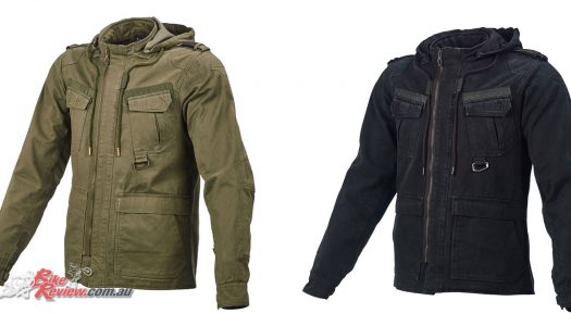 New Product: Macna Combat Jacket