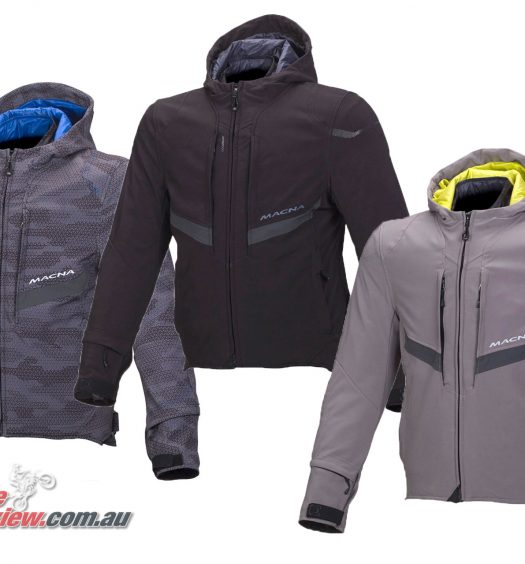 Macna's 2019 Habitat Jacket arrives in Australia