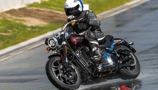 Tyre Test: Metzeler CRUISETEC 2019 – Road and Track
