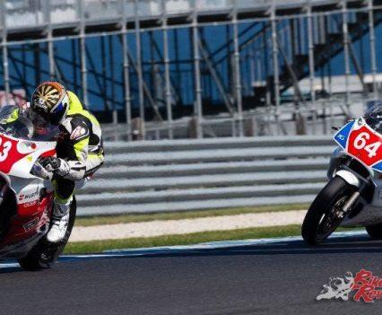 Superbike Masters head to Morgan Park