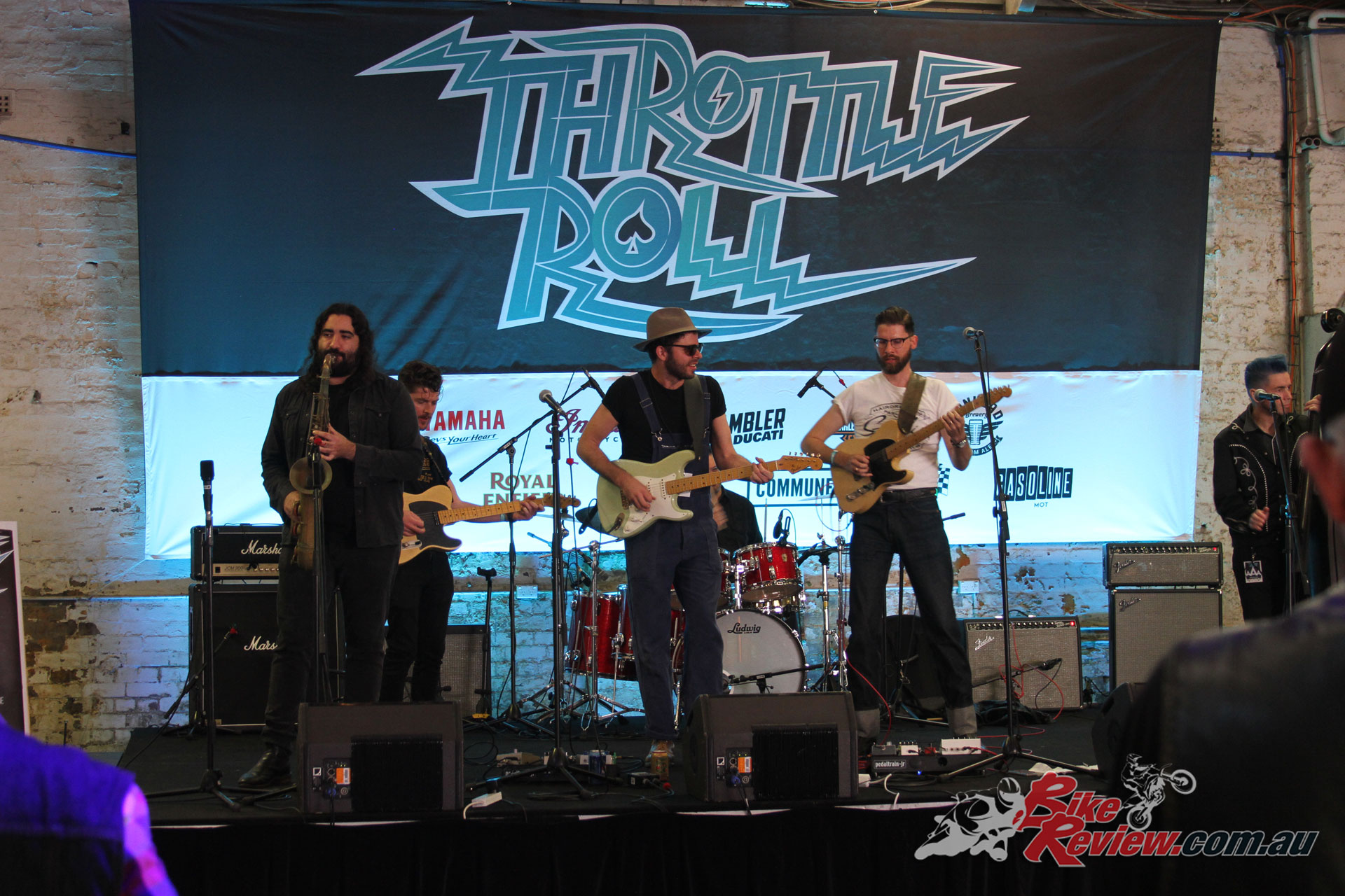 Throttle Roll 2019