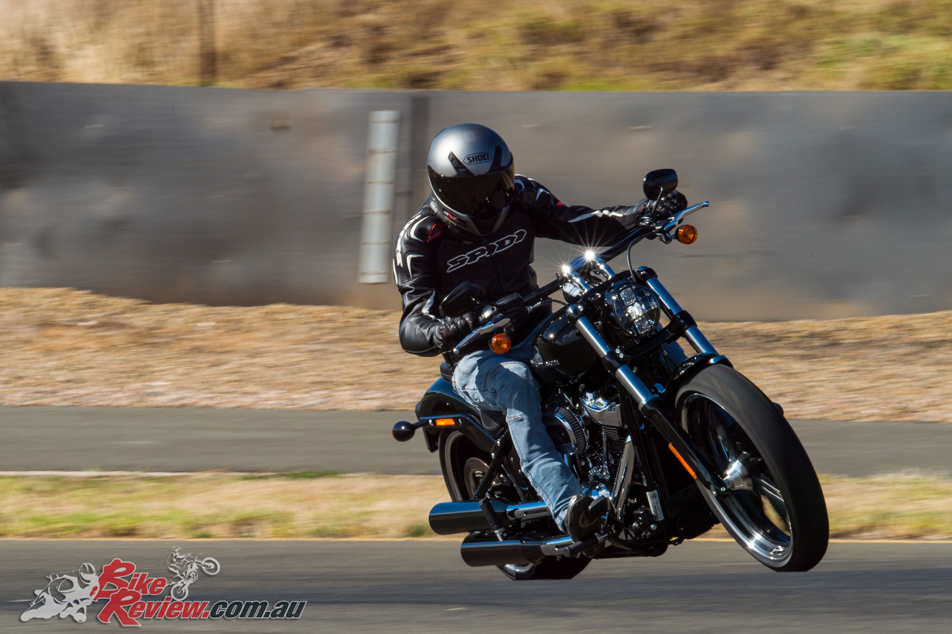 2019 Harley-Davidson Softail Tour - Breakout 114
