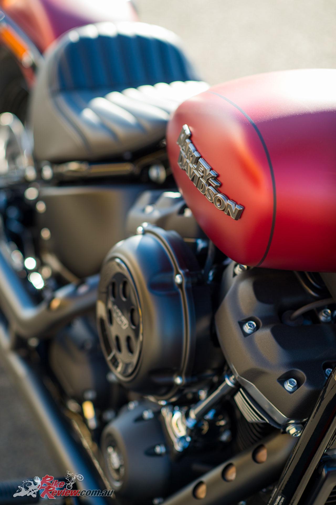 2019 Harley-Davidson Softail Tour