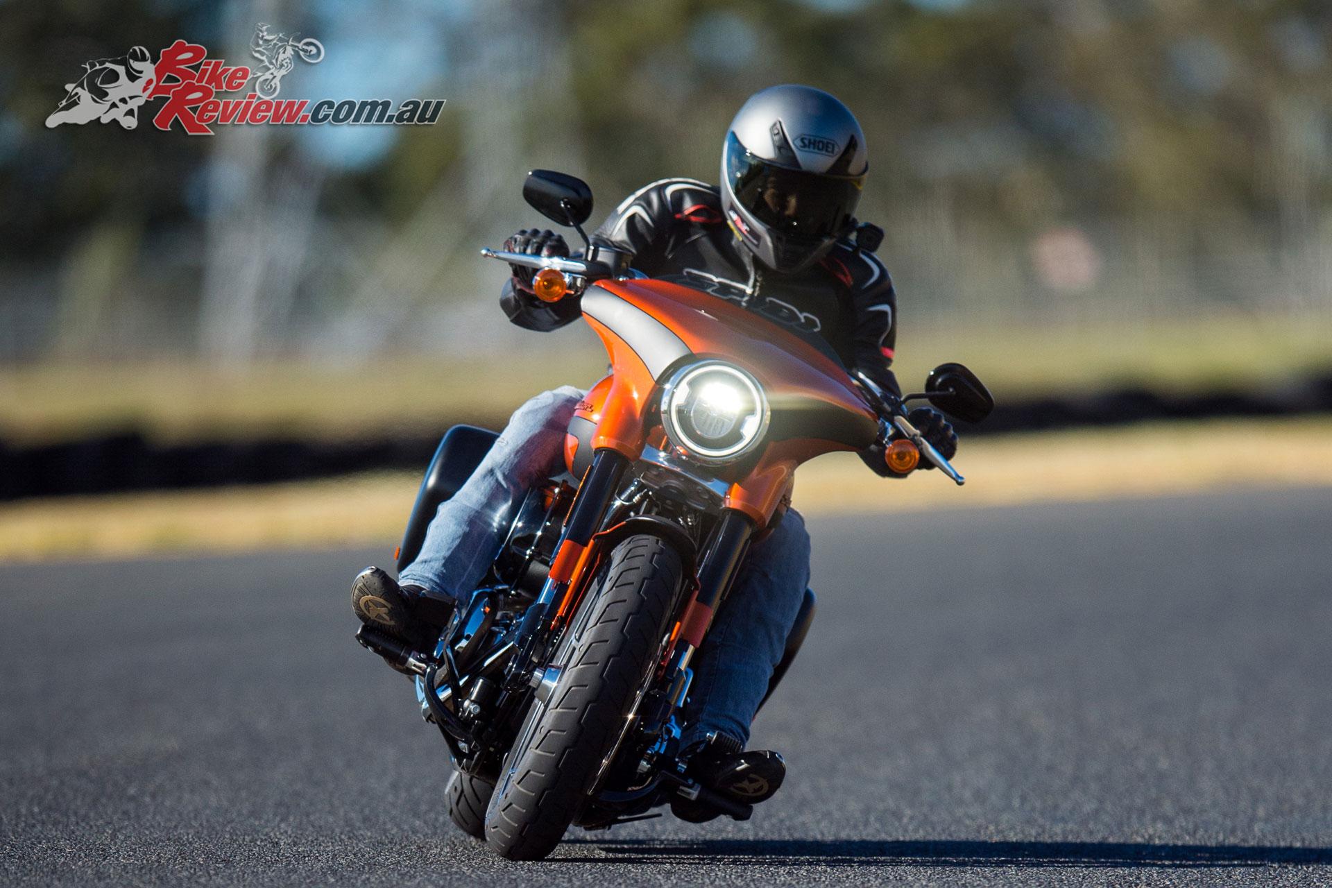 2019 Harley-Davidson Softail Tour - Sport Glide