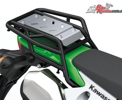 2019 Kawasaki KLX230 rear rack