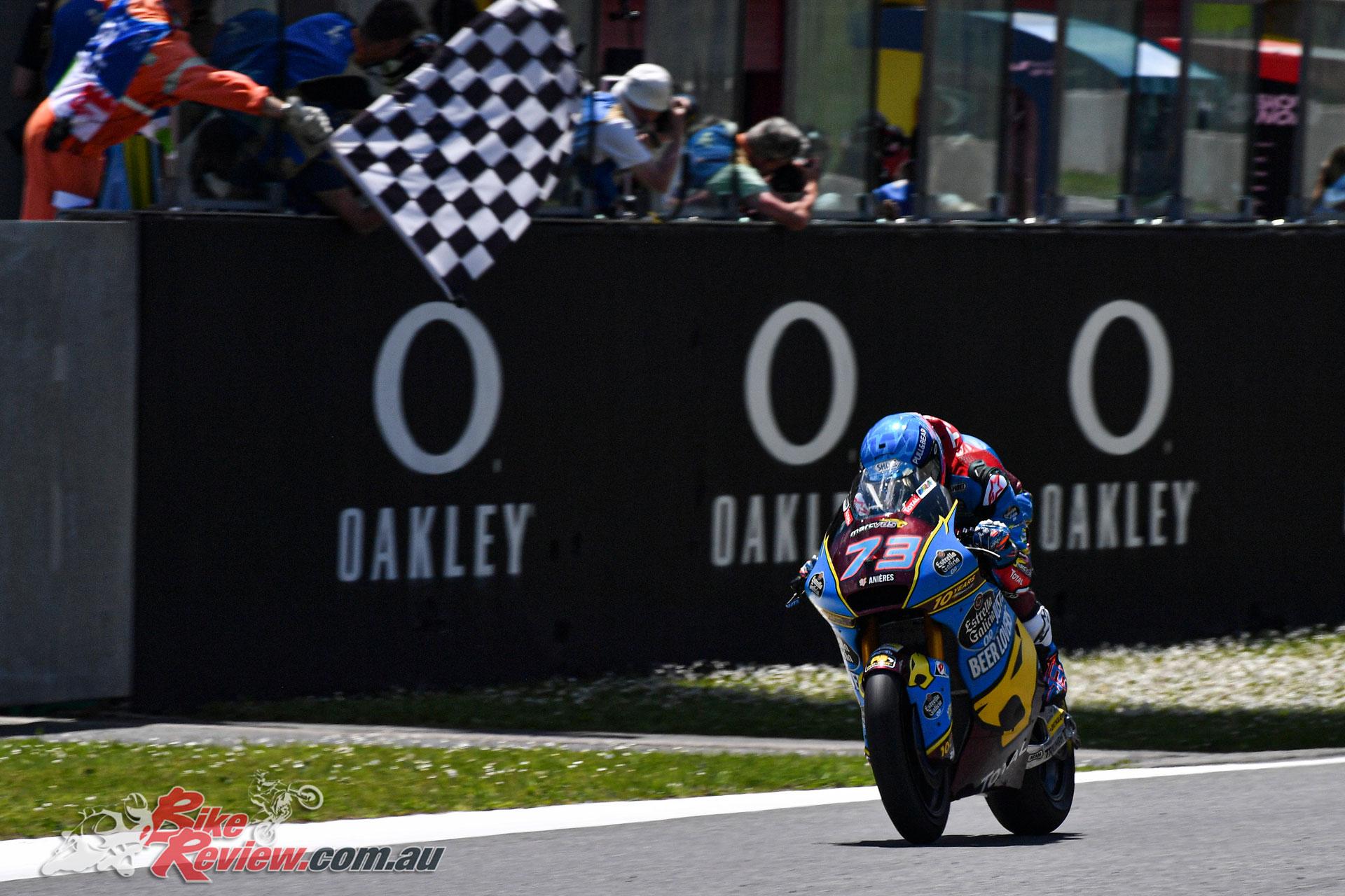 Alex Marquez - 2019 MotoGP Round 6 Mugello