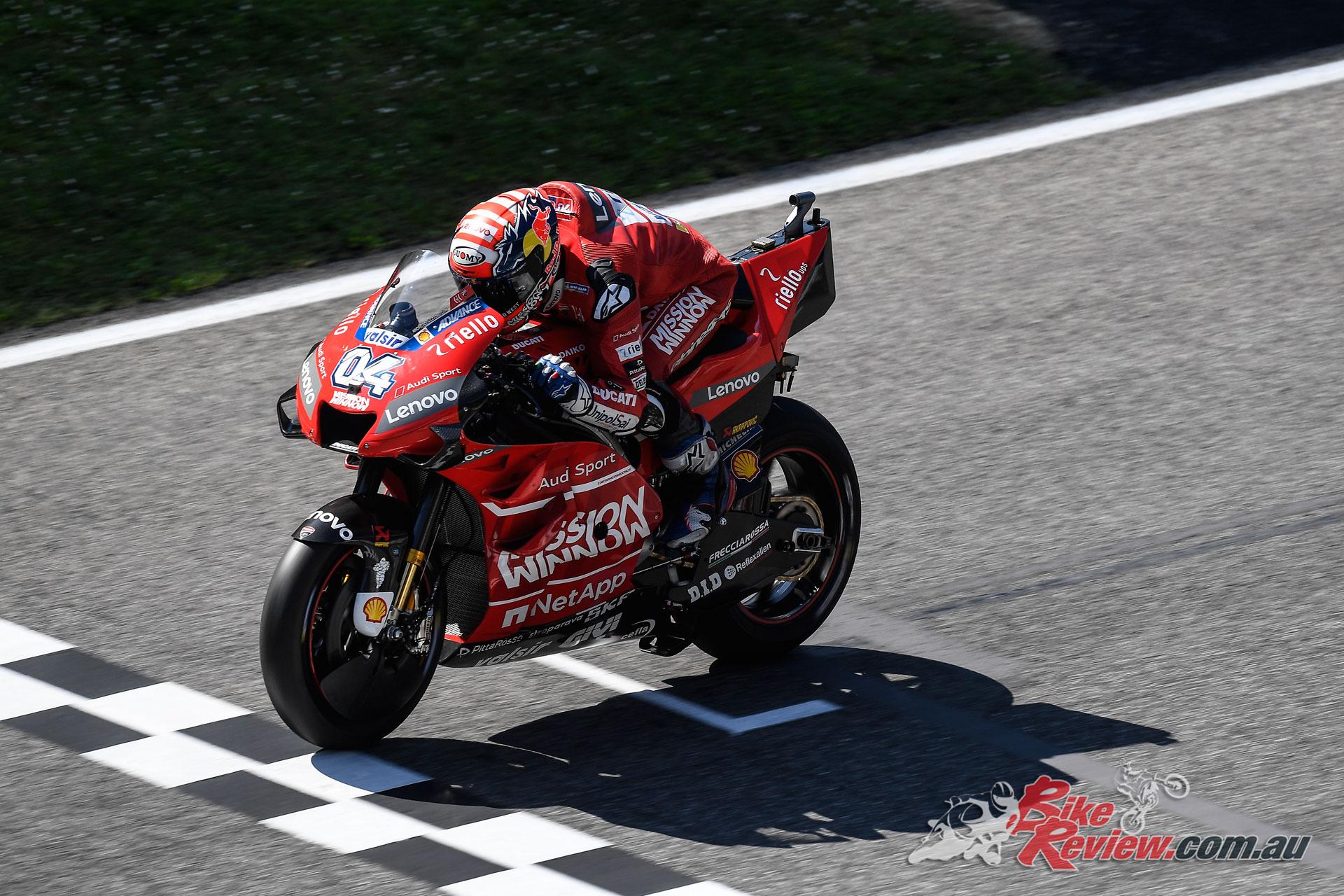 Andrea Dovizioso - 2019 MotoGP Round 6 Mugello