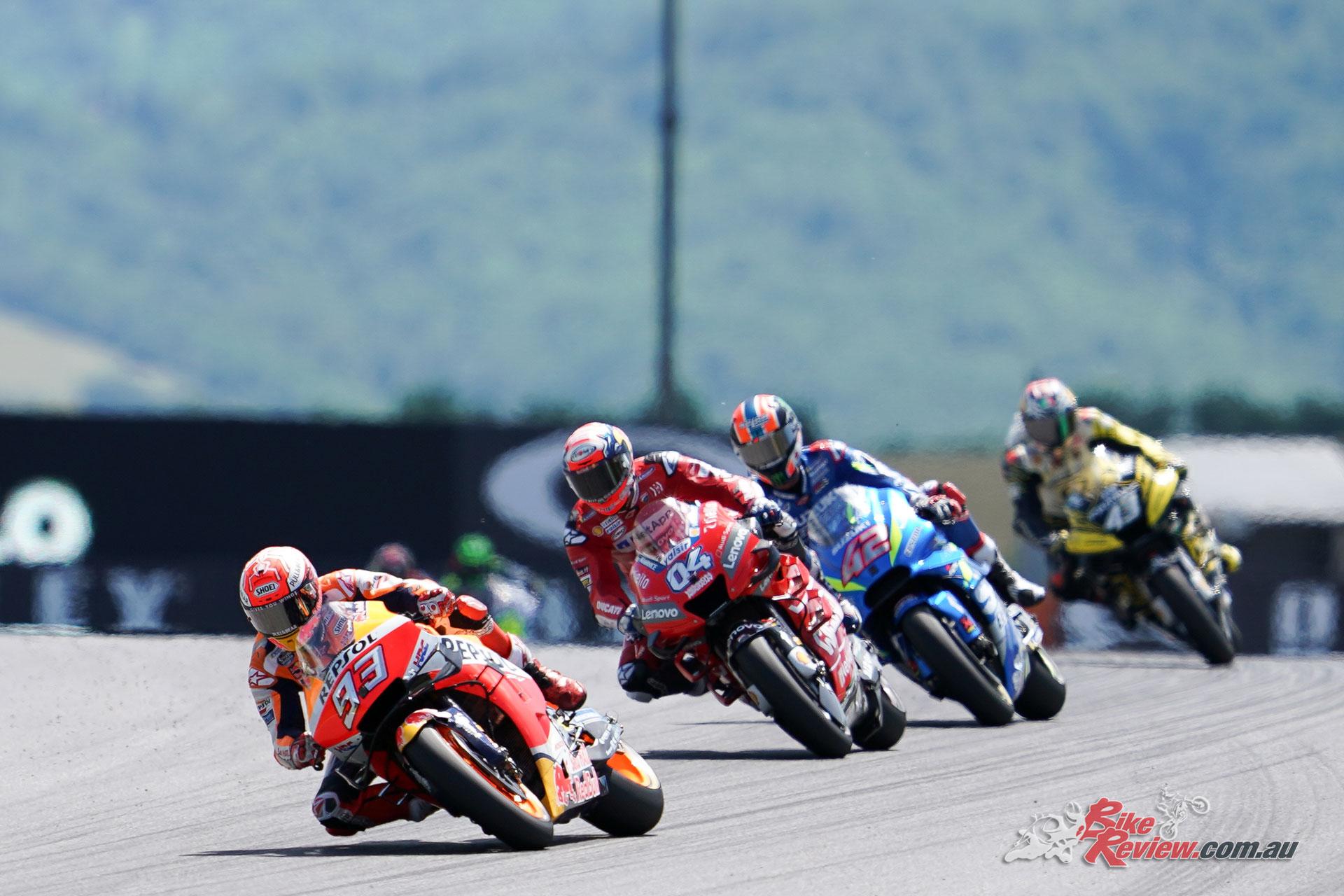 Marc Marquez - 2019 MotoGP Round 6 Mugello